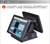 Wholesale Wholesales New Supermarket Wineshop POS System DDR3 GB TFT LCD Touch Screen G SATA Hard Disk