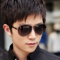 Wholesale 2015 New Arrival Men Adult Sunglasses Man Polarized High Quality Sunglasses Man Brand Luxury Men Sunglasses