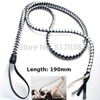 adult halloween costumes - 190cm Long Leather Whip adult game fetish sex toys for spanking men women couples male female flirting slave roleplay costume