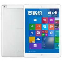 Wholesale Original Onda V919 G Air Dual OS Tablet PC inch Intel Z3736F Quad Core G Phone Call Windows10 Android4 Multi language