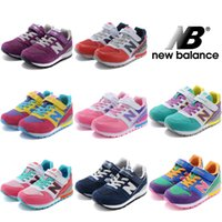 Cheap New Balance Cute Boys Girls Children Shoes Running Shoes NB 996 Sneakers Retro Authentic Casual