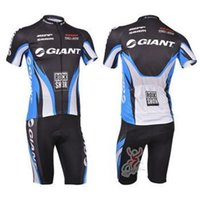 Wholesale 2015 NEW ITEMS GIANT Team Cycling Jersey Cycling Wear Cycling Clothing short bib suit GIANT B cycling jersey set