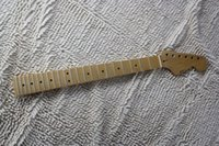 Wholesale Canadian maple ST neck Scalloped Groove refers to the board Guitar Neck frets nitro satin ST guitar neck Fingerboard