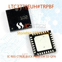 Cheap IC REG CTRLR BUCK PWM CM  Best LTC3770EUH