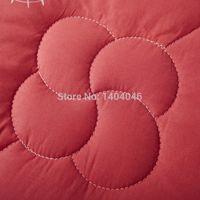 Wholesale Antibacterial thicken wool warm winter quilt high quality wool comforter polyester fiber winter wool quilt comfort