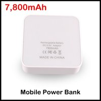 Wholesale High Quality Dual USB Output mAh Power Bank with Digital LED Display Exteral Battery for iPhone Samsung Mobile Phones etc