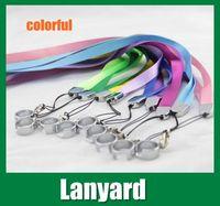 no minimum order - custom lanyard custom lanyard custom lanyard no minimum order ego Necklace String Neck Chain Lanyard for Electronic Cigarette colorful FJ005