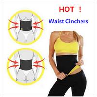 Wholesale New Party hot shapers hot Belt Neoprene Slimming Waist shapers Belt NEW Body Slimming Cinchers waist training corsets bodysuit