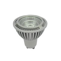 al casting - 1 W GU10 LED Light Bulb COB Die Cast Al Non Diammable AC85 V Warmwhite Daylight CE ROHS Compliant