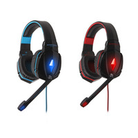 V765 pc games - High Quality EACH G4000 Stereo Gaming Headset Noise Canceling Headphones with Mic Headband Volume Control for PC Games V765