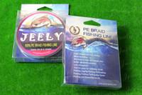 Wholesale Best Quality M PE Braid Fishing Lines LB