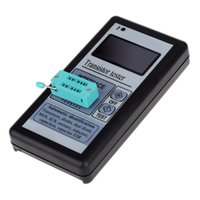 Wholesale High precision Multi functional LCD Backlight Transistor Tester Automatically Test Diode Meter ESR LCR Meter