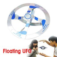 baby mystery - HOT Children Magic Toy Mystery Floating UFO Flying Saucer for baby gifts