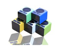 Wholesale KR Mini wireless bluetooth speaker with LED screen supports wxq367
