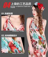 Wholesale New Summer Dress Women Clothing Fashion Criss Cross Maxi Casual Dress Women Solid Party Dresses Sexy Long Dress