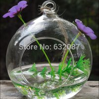 candles and candle holders - Diameter cm pack Wedding Decoration Hanging Glass Terrarium Vase Event and Part Decorative Hanging Glass Candle Holder