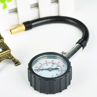 Wholesale Meter Tire Pressure Gauge Auto Car Bike Motor Tyre Air Pressure Gauge Meter Vehicle Tester monitoring system F60QP0040 S5