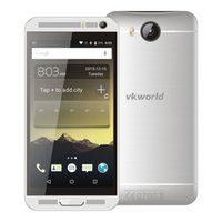Wholesale Good Product vkworld VK800X inch MTK6580 Quad Core RAM G ROM G MP MP Camera Double Flash Android G GPS Dual SIM Mobile Phone