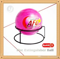 Wholesale CE approved AFO Newest Technology Auto Fire Extinguisher Ball Fire Equipment Home Security Protection PC
