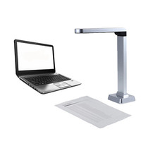 scanners - Hot Smallest A4 CMOS camera document camera scanner to scan passport card document book object with OCR D500H