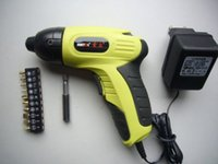 Wholesale 4 v cordless electric screwdriver electric drill screwdriver mini power tools