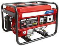 Wholesale portable generator kw F GX160 Recoil starting OHV hp gasoline generator petrol generator single phase V Hz