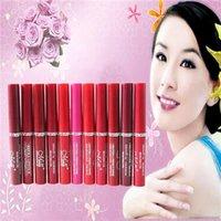 Wholesale Menow Lipsticks Cosmetics Nude Lip Balm Waterproof Lustre Lipstick Automatic Lip Gloss Colors Lip Pencil No Stain to Cup pack