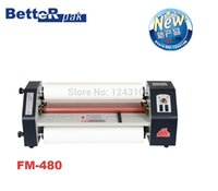 Wholesale FM paper laminating machine cold and heating card laminating machine Guranteed photo laminator