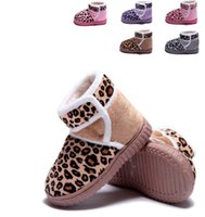 kids rubber boots - Children Boots New Rubber Brand Kids Spring Snow Botas For Child Girls Boys Leopard Toddler Winter Fashion Rubber Boot