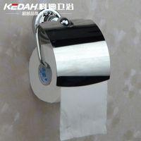 Wholesale Factory direct full copper toilet paper holder Cody bathroom towel rack bathroom semi inclusive Rewinder I007