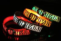 big nylon dog collar - Zebra Striped led flashing Dog Collars LED Pet Collar Big Small Medium sized Dogs Flashing Lighting Safety Collars Xmas