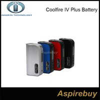 Cheap Innokin Coolfire IV Plus 70W Box Mod Built In 3300mAh Battery Cool Fire 4 Plus Ecigarette Mod 100% Original