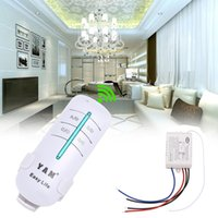 Wholesale 1 Way Port V V Light Digital Wireless Wall Remote Control Switch MTY3