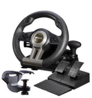 automobile vibration - Lima shida v3ii simulation automobile race game steering wheel computer game steering wheel pc vibration Wheels