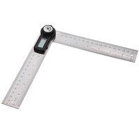 Wholesale 2 in MM Degree Lcd Digital Angle Finder Ruler Protractor Lowest Price