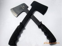Cheap Survival Axe Tomahawk Hatchet Tactical tool camping Hunting Spiked Axe Knife New