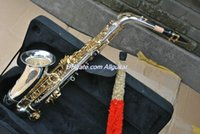 Wholesale NEW style of antiquity CTE Saxophone tenor SAX musical instruments With case Fre Shipping