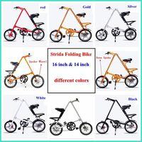 strida bike - Strida Folding Bike new arrive STRIDA inch Aluminum alloy folding bike flexible inch Spokes none spoke wheels available