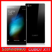 Wholesale IP65 Waterproof smart phone CUBOT X11 quot MTK6592m GHz Octa Core Android kitkat GB GB Smartphone IPS OGS HD real MP camera
