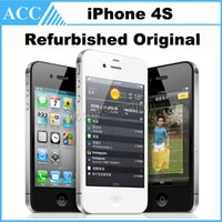free sample mobile phone - Original Refurbished Apple iPhone S Unlocked Mobile Phone IOS GB GB quot IPS Dual Core WIFI G WCDMA Sample Order Link Free DHL