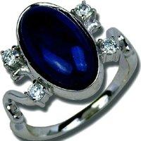 band daylight - Elena Gilbert Daylight Lazuli Ellipse Ring Sunshine Protection Wedding Band