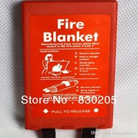Wholesale CE Approved Professional Seller x1 m In Box Kitchen Office Home Using Emergency Survival Cheap Fire Blanket A2