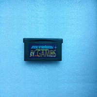Wholesale HOT SALES VIDEO GAME CARD Metroid Zero Mission