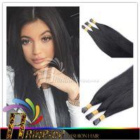 beautiful hair tips - Make you beautiful I tip hair extensions Hot sale gram strand Keratin stick hair extensions gram per Pack