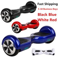 handbags usa - Smart Led RGB Electric Scooters Inch Hoverboards with Handbag Wheels Self Balancing Boards LED Scooter with USA Stock