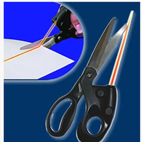 Wholesale Sewing Laser Scissors Cuts Straight Fast Laser Guided Scissors