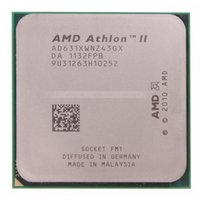 amd athlon quad - Not a Brand New AMD Athlon II X4 Ghz Socket FM1 Quad Core MB L2 W TDP