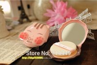 baby powder care - Tony Moly Mineral Makeup Powder Mildly Facial Concealer pc Cosmetic Foundation Loose Powder Sponge Puff Soft Baby skin Care