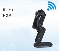 Wholesale 9493 Mini HD P Night Vision Camcorder Thumb DV SPY Camera Recorder