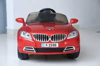 ride on - electric car for kids ride on with remote control and music car baby gift baby Christmas ride on toy car